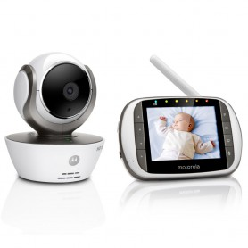 Motorola Baby Call Wifi Dual Lcd 3.5 Connect