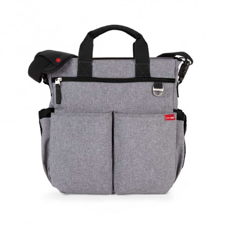 Bolso Maternal Skip Hop 200301 heather grey 100% Original