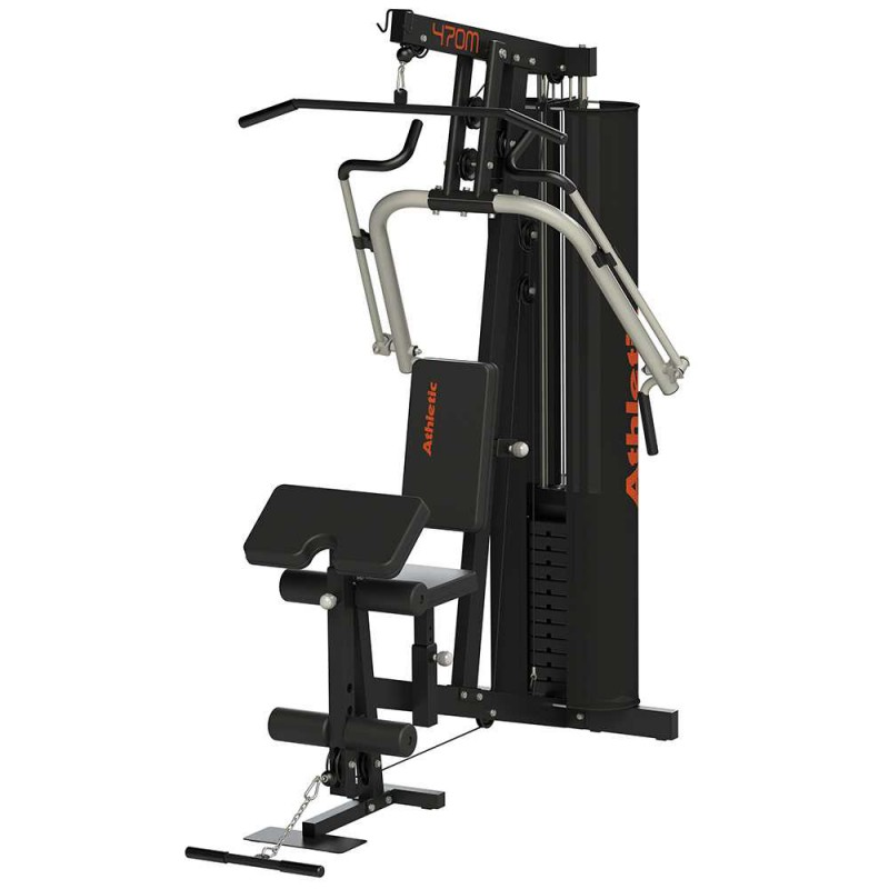 Multigimnasio Multigymn Athletic 470m Lingotera Multi 65kg